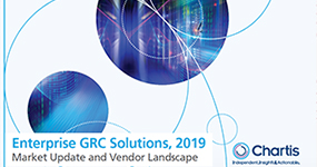 """MetricStream Positioned as a """"Category Leader"""" in Six Quadrants in the Chartis Research Enterprise GRC Solutions Report, 2019"""