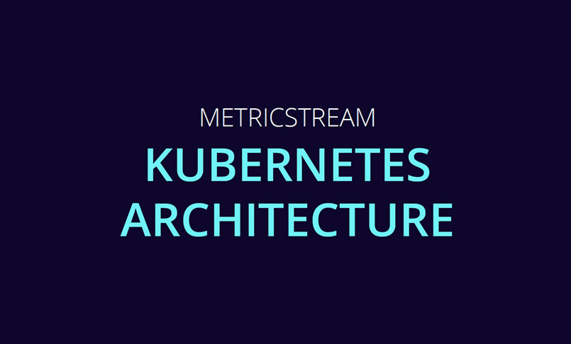 MetricStream Kubernetes Architecture