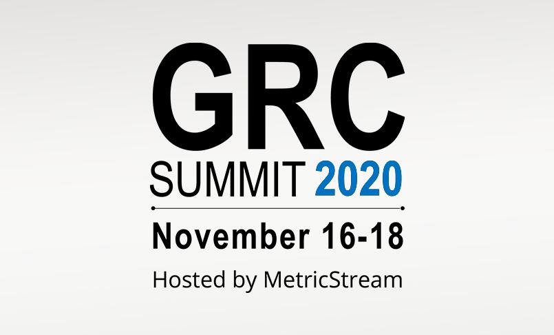 GRC Summit 2020 - Virtual Summit